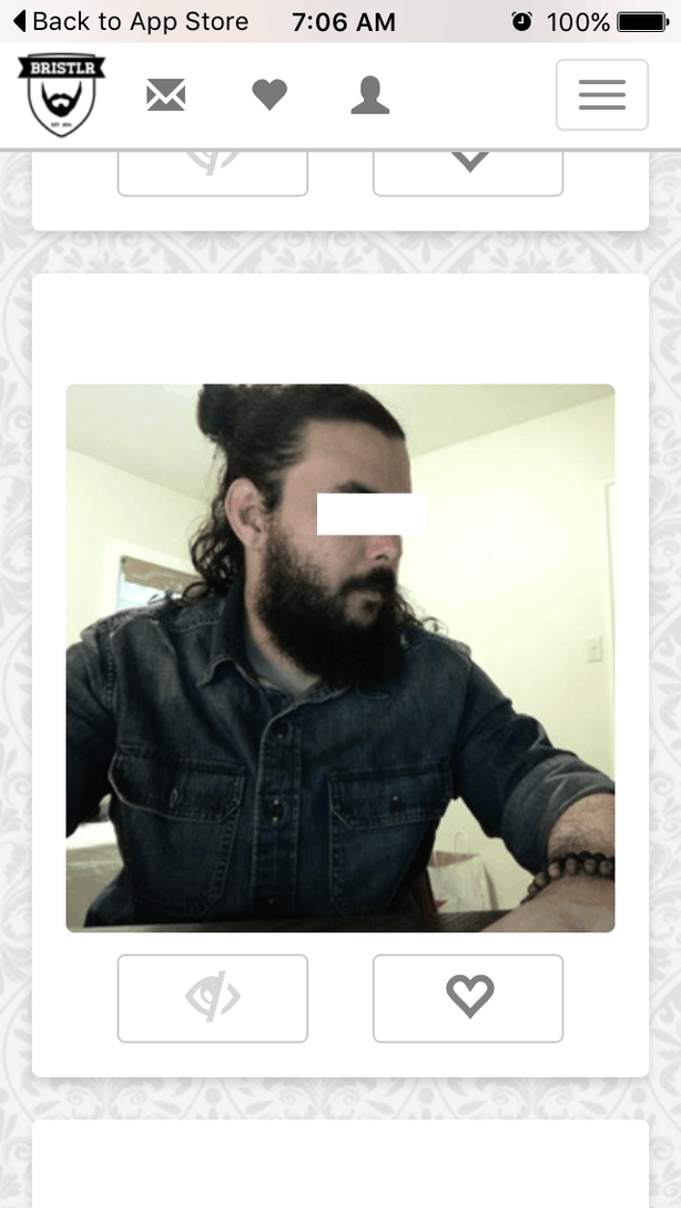 Bristlr dating app