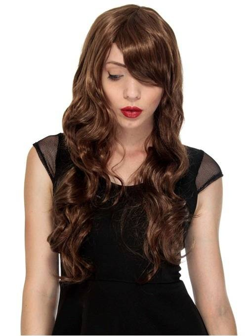 Full Length Wavy Wig $14 ...  sc 1 st  Bustle & A U.S. Womenu0027s Soccer Team Halloween Group Costume Is Great For You ...