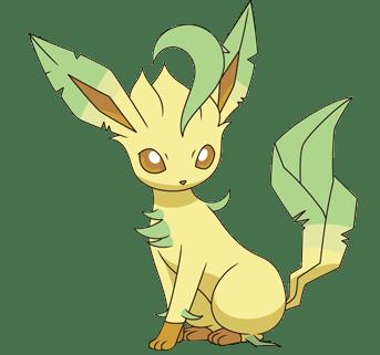 evolve an evolved grass type