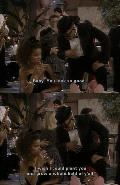 Will Smith pick up line