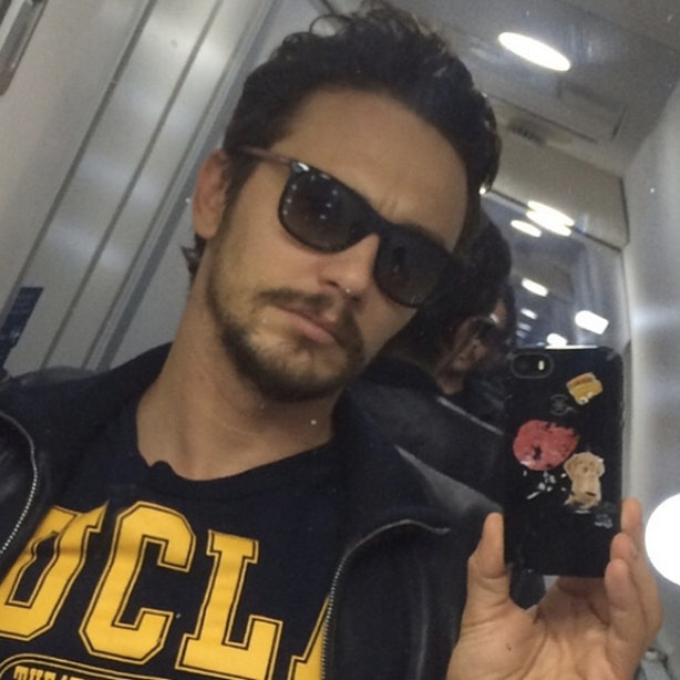 the 16 types of james franco s instagrams from shirtless