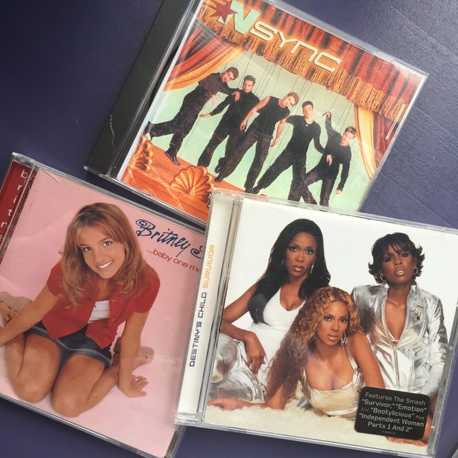 What Was The First Cd You Ever Owned 28 Bustle Editors