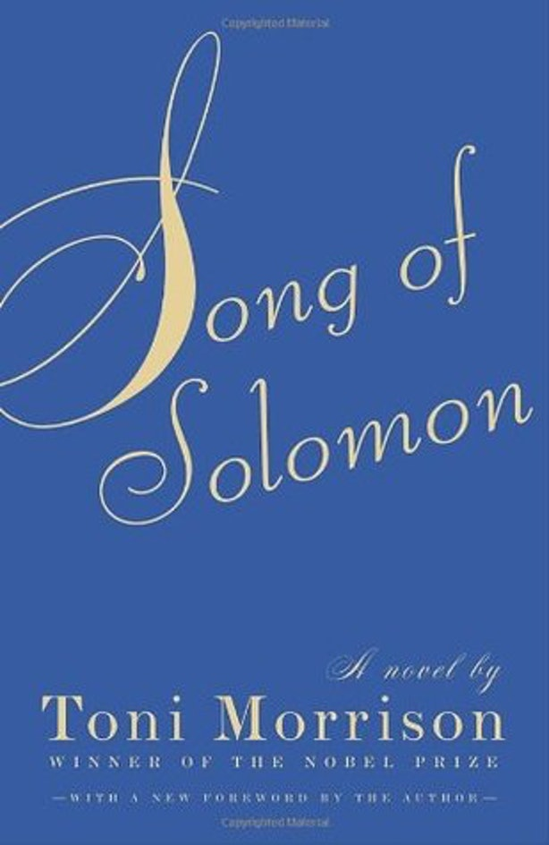 a quest for gold in song of solomon by toni morrison With the publication of song of solomon in 1977 morrison's work  whose quest for a legendary family cache of gold leads to his  toni morrison explained.