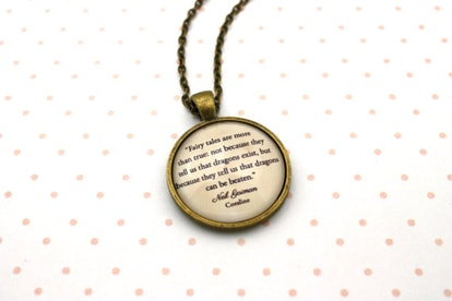 10 Neil Gaiman Accessories For Readers Who Wear Their Bookish Hearts On Their Sleeve