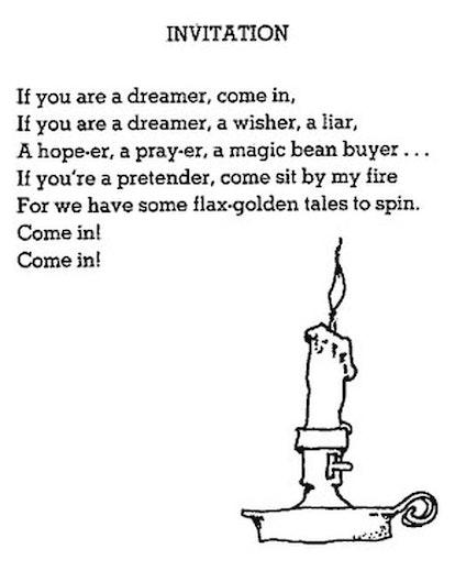 Top ten poems by shel silverstein