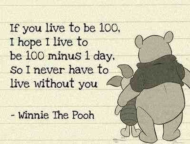 Winnie The Pooh Quotes About Friendship Amusing On A.amilne's 'winniethepooh' Anniversary 10 Life Lessons