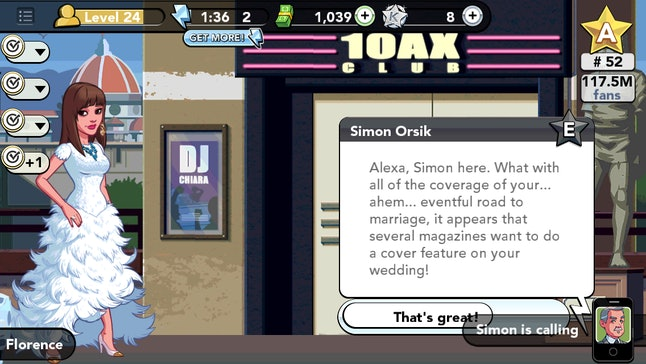 how to get married in kim kardashian hollywood game