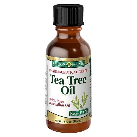 Nature S Bounty Tea Tree Oil Uses