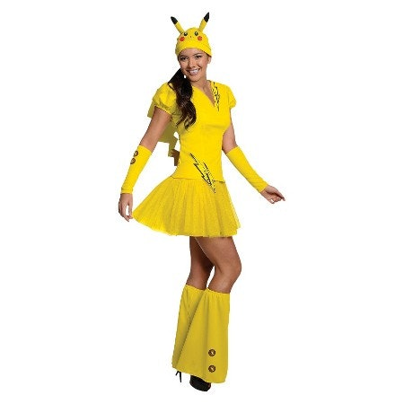 Pikachu Costume $34 Amazon  sc 1 st  Bustle & 18 Group Halloween Costume Ideas For 2016 That Your Whole Crew Can ...