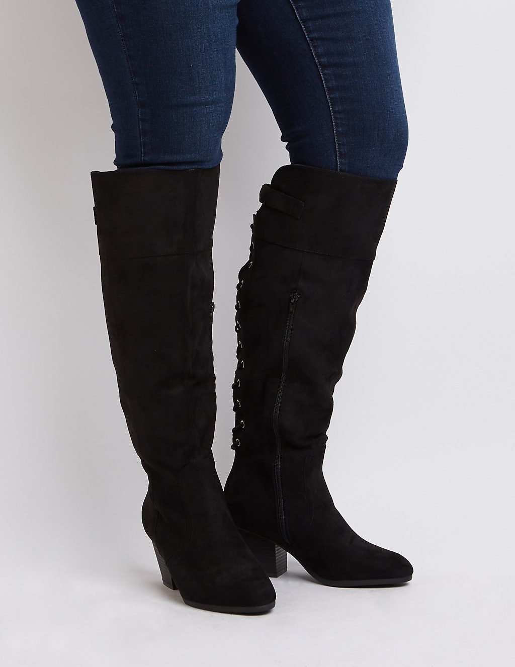 13 Wide Calf Boots For The Best Back-To