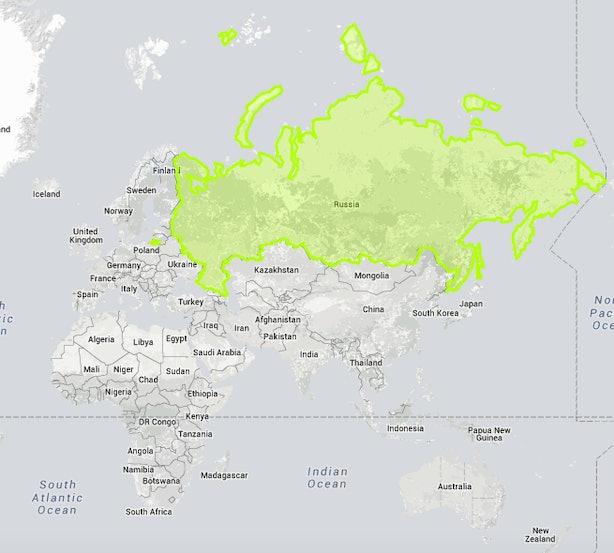 Russia true map australia map united kingdom map europe map australia map united kingdom map europe map eurasia map poland map gumiabroncs Images