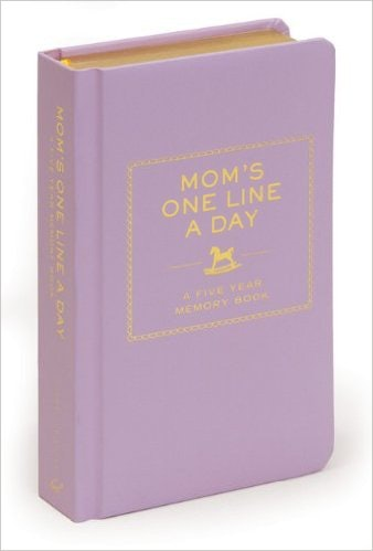 Moms One Line A Day Five Year Memory Book Diary 15 Amazon