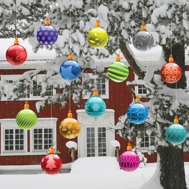 20 Unique Christmas Decorations On Amazon You'll Want ... on Backyard Decorations Amazon id=80499