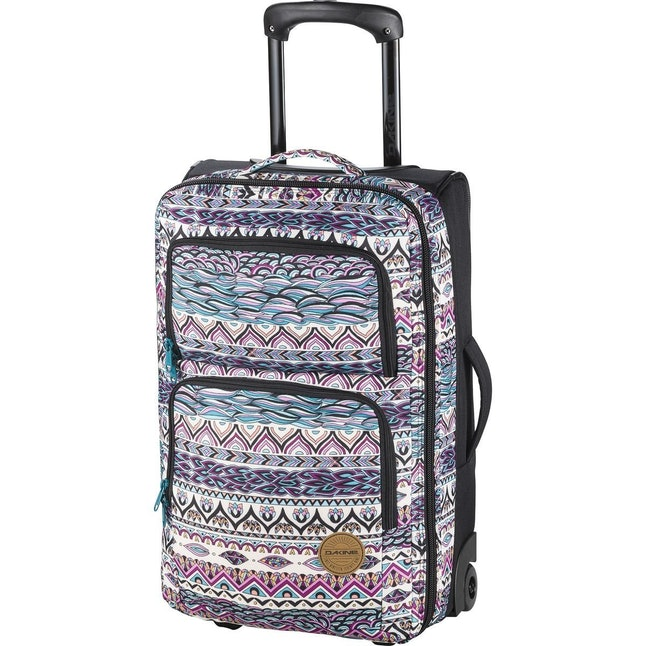 bec088a76a19 Roll In Style With A Printed Carry-On. Darien Women s Carry On Roller Bag  ...