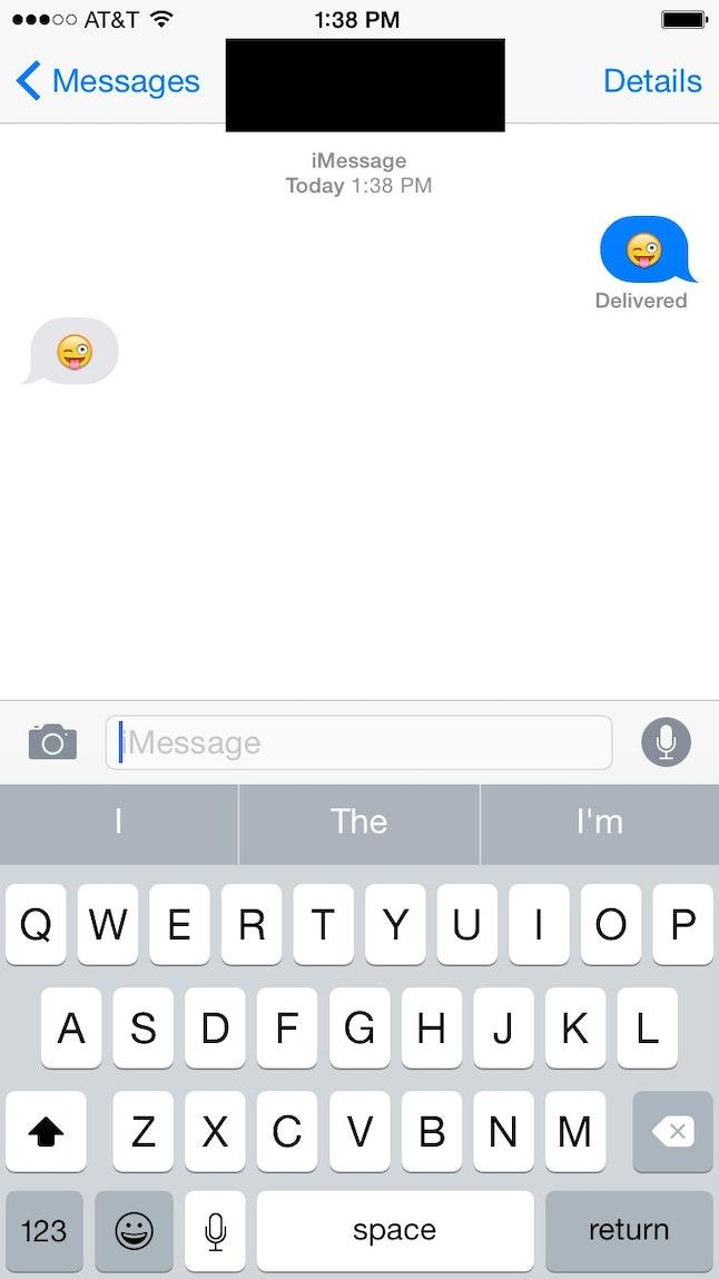 2 siri can read emoji