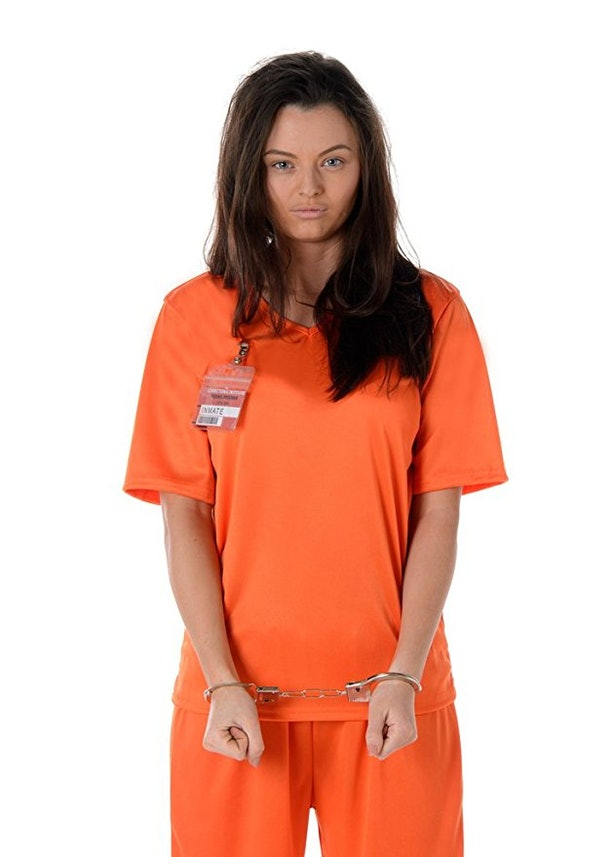 19 sexist racist halloween costumes you should stay the hell away from prisoner jumpsuit costumes solutioingenieria Gallery