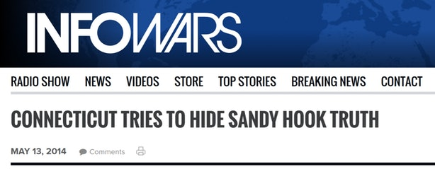 While some fake news sites are totally farcical and lacking in any shred of  truth, others aim to trick readers for laughs, but Infowars dwells solely  in the ...