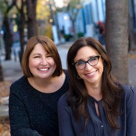 Elizabeth LaBan & Melissa DePino