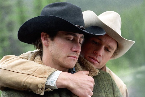 brokeback mountain compare and contrast Twelve fallow years have passed since brokeback took us up into the mountains  now the lovely film call me by your name has arrived and.