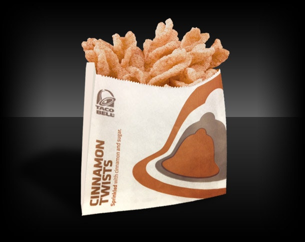 According To Time The Cinnamon Twists Were Already Featured On Taco Bells Menu For 99 Cents So Value Version Is Actually More Expensive By One