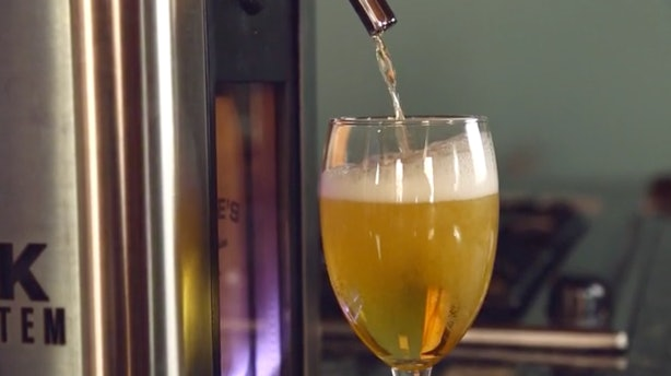 The Synek Draft System Is The Keurig Of Beer Coming To A