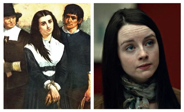 the parallels between the salem witch The tragedy of the salem witch trials destroyed the lives many  scholars have  noted differences between the accused and the accusers.