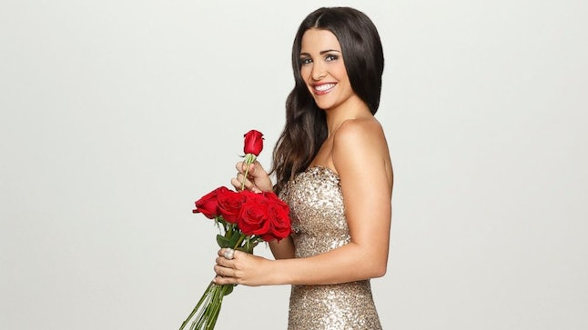 Andi Dorfman from The Bachelorette