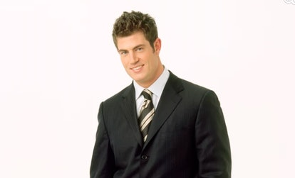 Jesse Palmer from The Bachelor