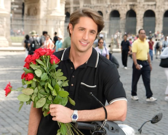 Lorenzo Borghese from The Bachelorette