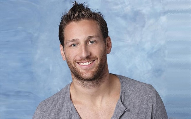 Juan Pablo Galavis from The Bachelor.