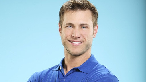 Jake Pavelka from The Bachelor.