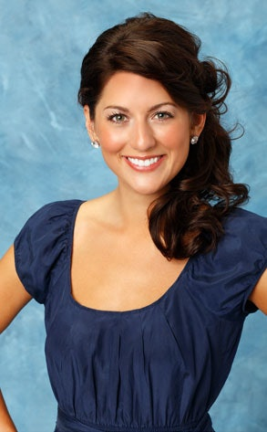Jillian Harris from The Bachelorette
