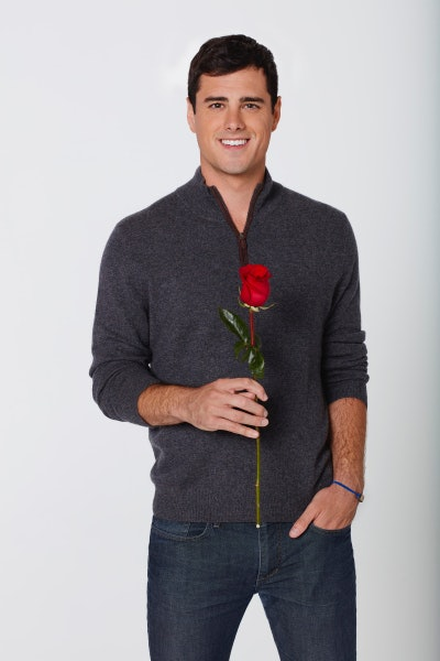 Ben Higgins from The Bachelor