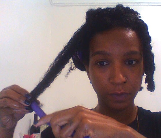 How To Use Flexi Rods On Wet Or Dry Hair To Create Pretty