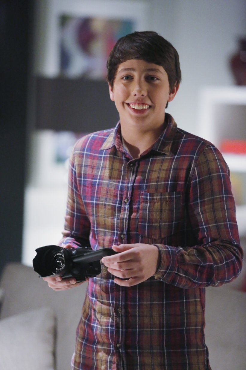 Image of: Petty Kid The Oldest Harrison Kid though He May Not Act Like It Is Warren Played By Lee The 17yearold Recently Appeared In Judd Apatows This Is 40 Bustle Where Are The Kids On trophy Wife From Learn All About These