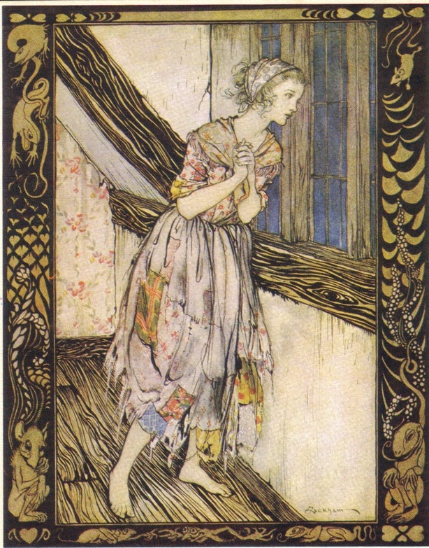 9 things about the original brothers grimm cinderella