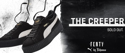Are The Original Rihanna Puma Creepers Sold Out? These Sought ...