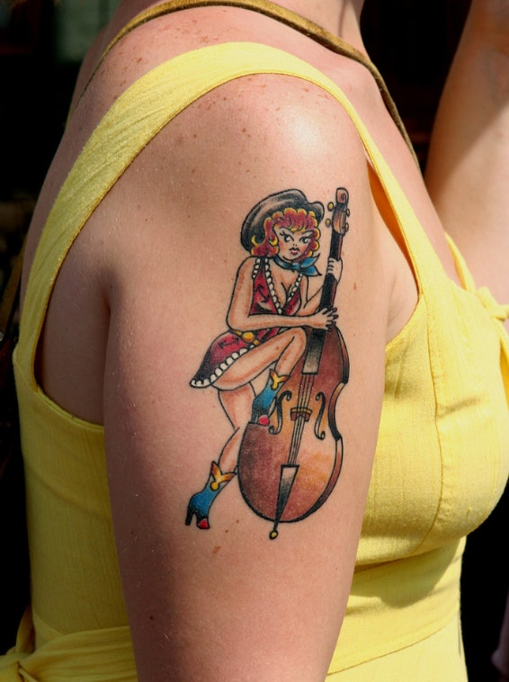 11 Clever Ways To Hide Tattoos If You Want To Keep Your Body Art A