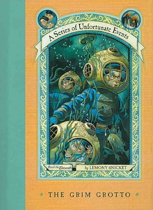 essay series unfortunate events As lemony snicket, he has written the best-selling series all the wrong questions as well as a series of unfortunate events, which has sold more than 60 million copies, and was the basis of a feature film starring jim carrey.