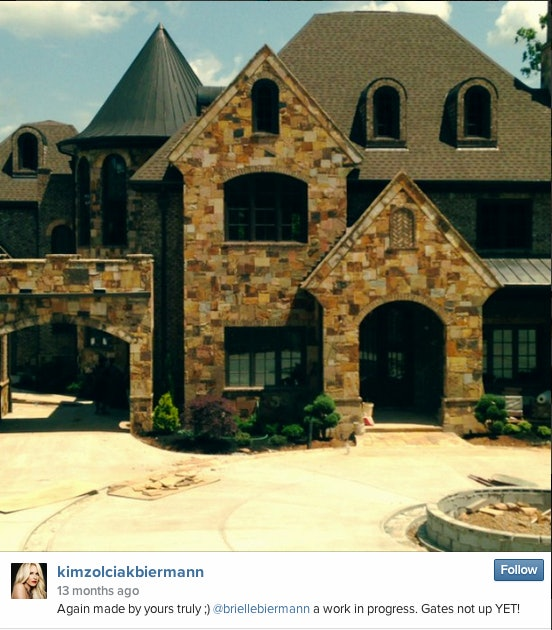 Kroy biermann new house pictures