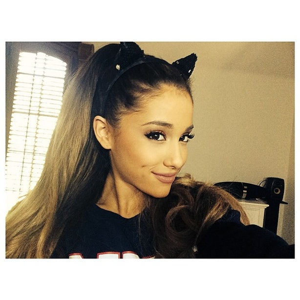 Where Does Ariana Get Her Cat Ears