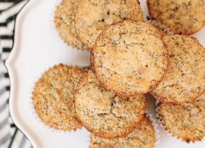Lemon Poppy Seed Muffins are a perfect not-too-sweet dessert.