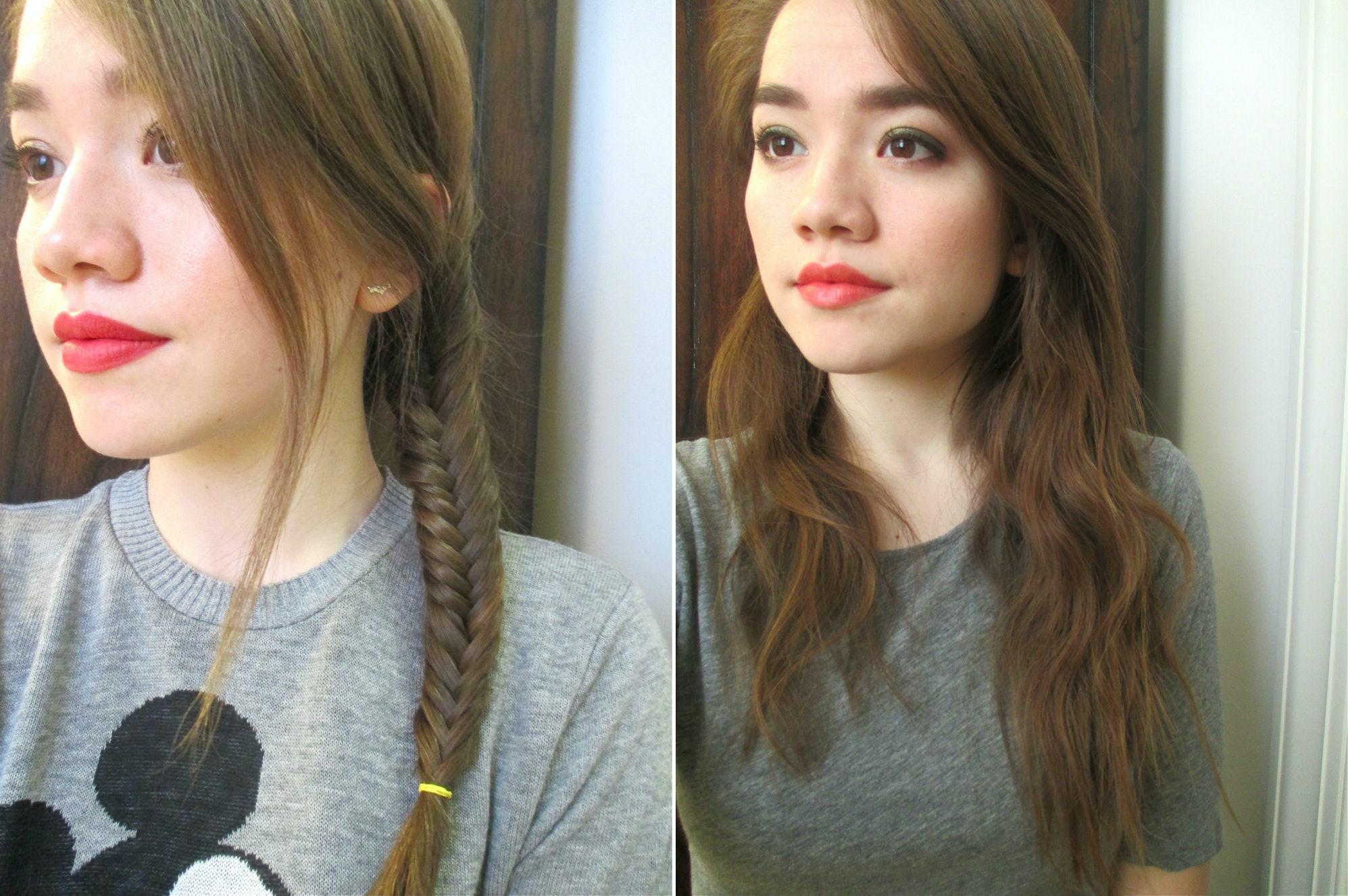 How To Get Wavy Hair Overnight Broken Down By 4 Different Types Of Braids You Can Comfortably Sleep In