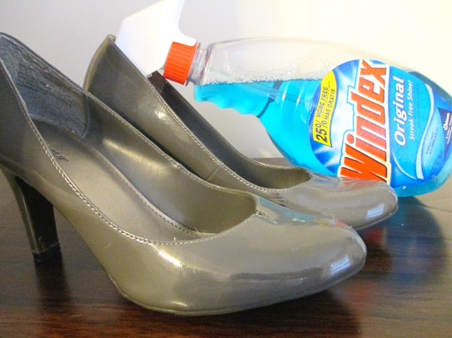 How To Clean Your Shoes With Household Products Because