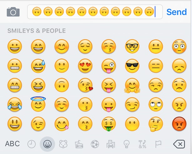 What Does The Upside Down Face Emoji Mean Heres Everything You
