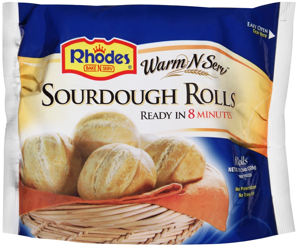 The Best Store Bought Bread Rolls For Thanksgiving That Taste Like
