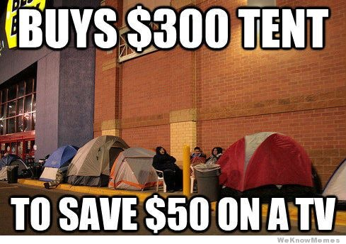 Black Friday Memes That Will Make You Laugh Out Loud And Then Want To Go Score A Deal