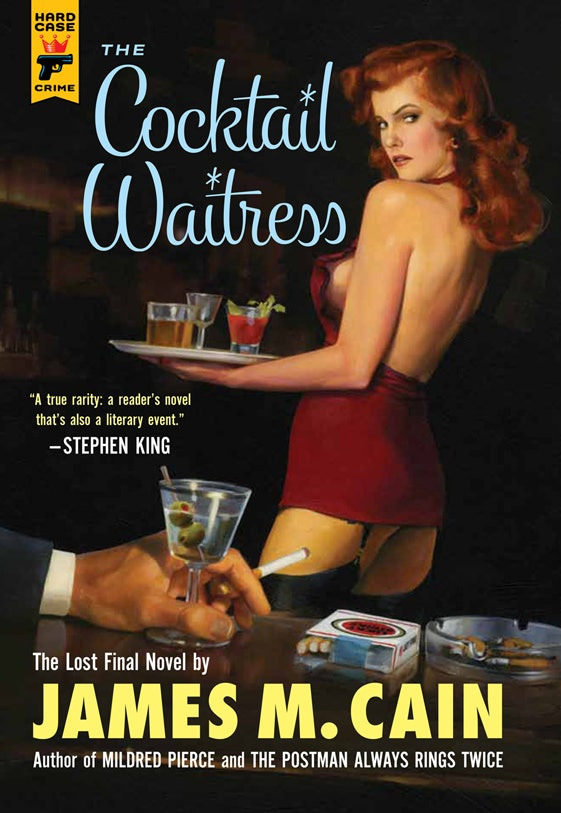 The Cocktail Waitress By James M Cain