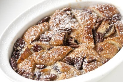 Steamy Kitchen's Nutella bread pudding is another great way to eat Nutella.