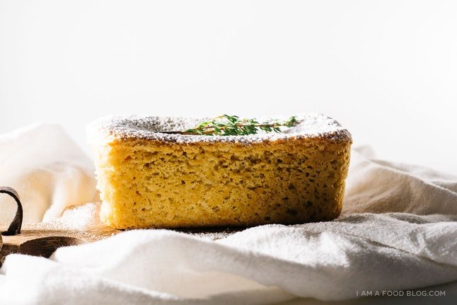 This flourless meyer lemon loaf is sweet, sour, and will satisfy your sweet tooth.